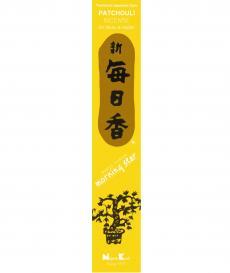 Japanese Incense - Patchouli sticks (50 per box)