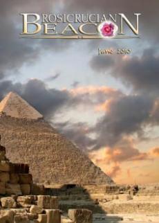 Rosicrucian Beacon Magazine - 2010-06 - back issue paper copy