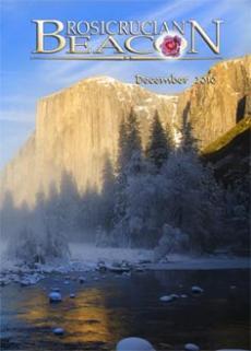 Rosicrucian Beacon Magazine - 2010-12 - back issue paper copy