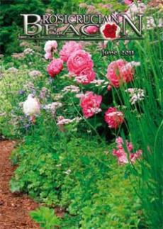 Rosicrucian Beacon Magazine - 2011-06 - back issue paper copy
