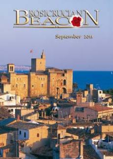 Rosicrucian Beacon Magazine - 2011-06 - front cover