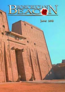 Rosicrucian Beacon Magazine - 2012-06 - front cover