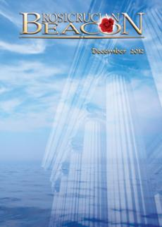 Rosicrucian Beacon Magazine - 2012-12 - cover front