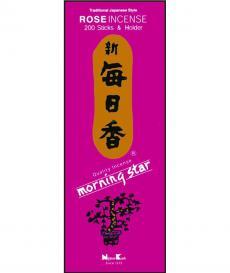 Japanese Incense - Rose sticks (200 per box)
