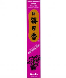 Japanese Incense - Rose sticks (50 per box)