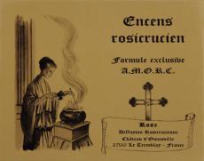 Rosicrucian incense