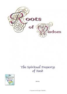 The Spiritual Property of Food