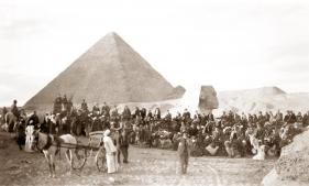1926 - AMORC tour to Egypt