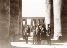 1929 - AMORC tour to Egypt