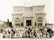 1929 AMORC Convention, San Jose, California