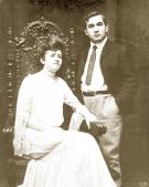 H Spencer Lewis and first wife