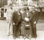 Gordon,H Spencer Lewis,  Guesdon & Ralph Lewis